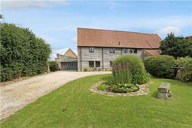 5 Bedrooms Detached House for sale in Boxbush Barn, Rodley, WESTBURY-ON-SEVERN, Gloucestershire, GL14 1QZ