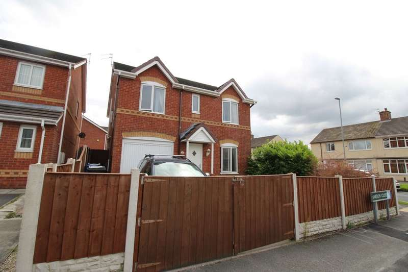 4 Bedrooms Detached House for sale in Harron Close, Kirkby, Liverpool, L32
