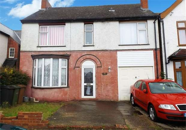 4 Bedrooms Detached House for sale in Priory Road, Peterborough, Cambridgeshire