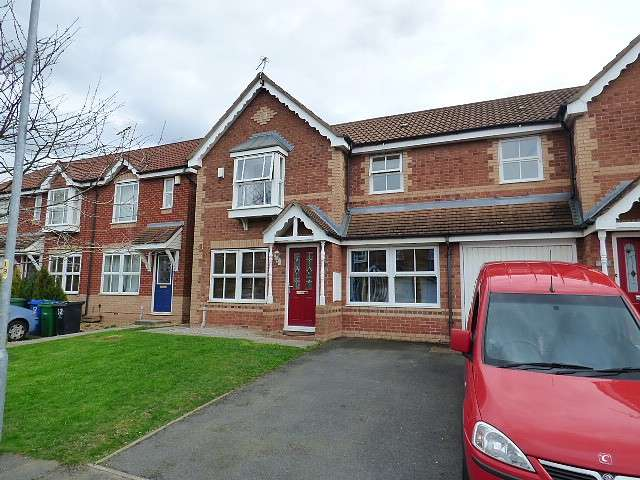 3 Bedrooms House for sale in Elmsett Close, Great Sankey, Warrington