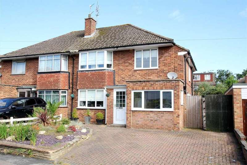 4 Bedrooms Semi Detached House for sale in 4 BED IN MELSTED ROAD, Boxmoor, HP1 1SX