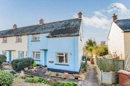 3 Bedrooms End Of Terrace House for sale in Lapford, Crediton, Devon