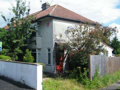 3 Bedrooms End Of Terrace House for sale in Wallscourt Road, Filton, Bristol, Gloucestershire