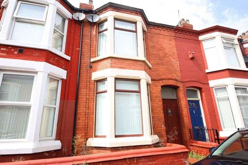 3 Bedrooms Terraced House for sale in Chermside Road, Aigburth, Liverpool, L17
