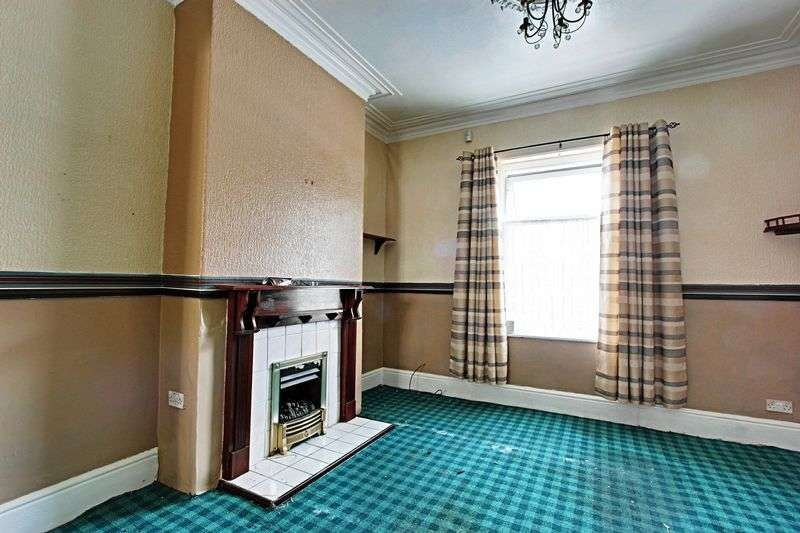 2 Bedrooms Terraced House for sale in Walliker Street, Hull