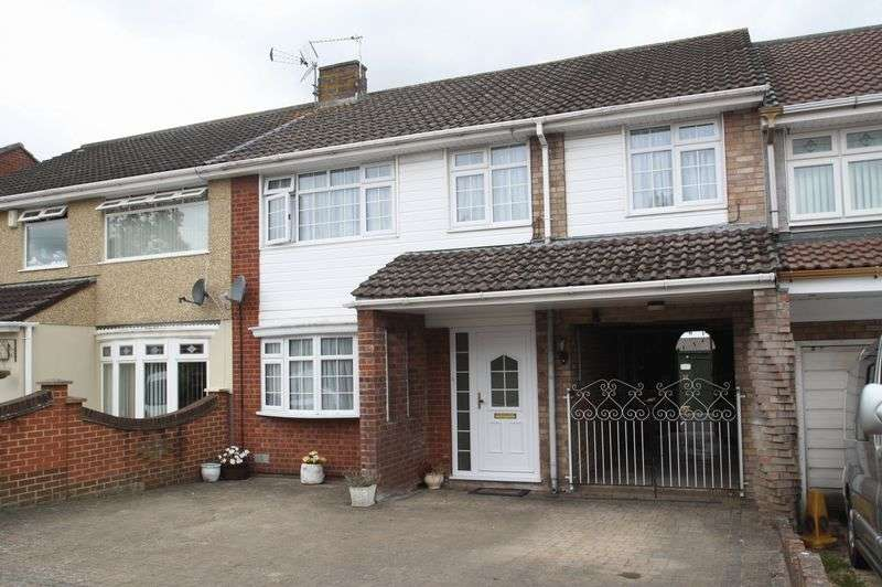 4 Bedrooms Semi Detached House for sale in Selden Road, Stockwood, Bristol, BS14