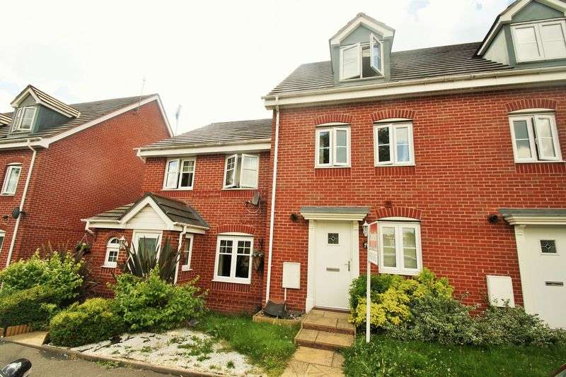 3 Bedrooms Terraced House for sale in King Street, Wednesbury