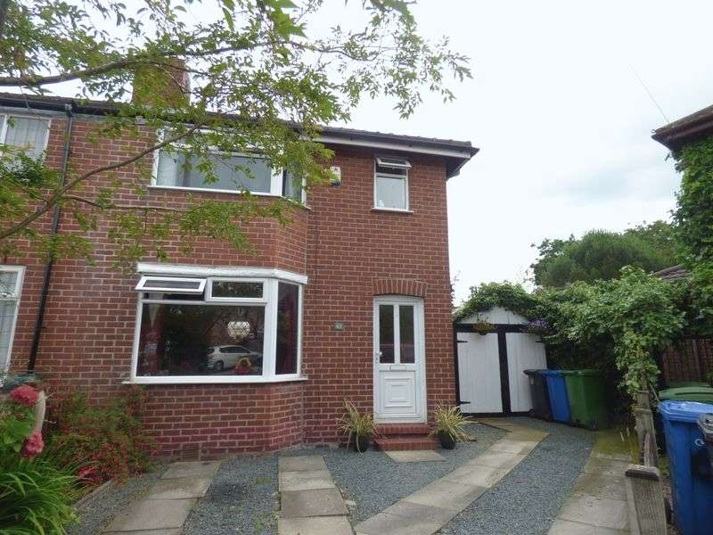 3 Bedrooms Semi Detached House for sale in Grange Drive, Penketh