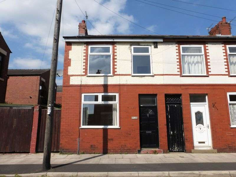3 Bedrooms Terraced House for sale in Nares Street, Ashton-on-Ribble, Preston