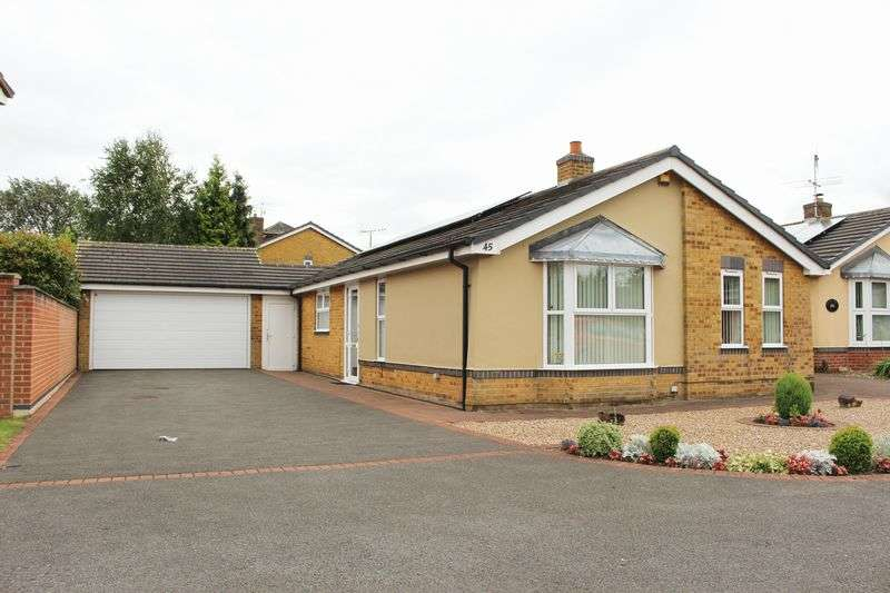 3 Bedrooms Detached Bungalow for sale in Acorn Bank, Nottingham