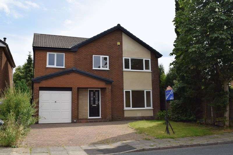 4 Bedrooms Detached House for sale in Winchester Avenue, Heywood