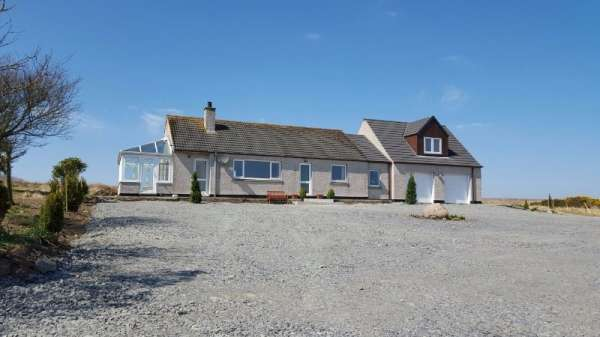 3 Bedrooms Detached House for sale in Valley View, Roster,, Caithness,