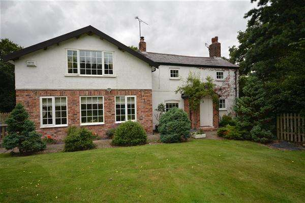 5 Bedrooms Detached House for sale in Elm Farm, Dunkirk Lane, Chester