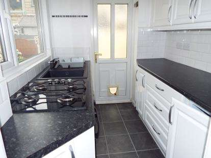2 Bedrooms Terraced House for sale in Wood Street, Hapton, Burnley, Lancashire, BB12