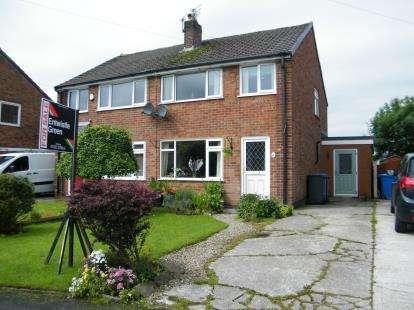 4 Bedrooms Semi Detached House for sale in Lewis Close, Adlington, Chorley, Lancashire, PR7
