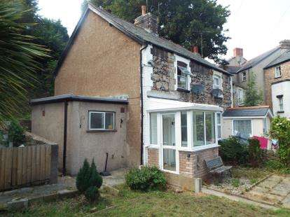 2 Bedrooms End Of Terrace House for sale in Llawr Pentre, Old Colwyn, Colwyn Bay, Conwy, LL29
