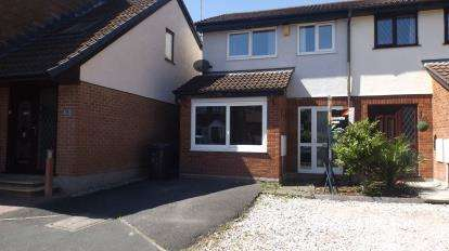 2 Bedrooms Semi Detached House for sale in Barnacre Close, Fulwood, Preston, Lancashire, PR2