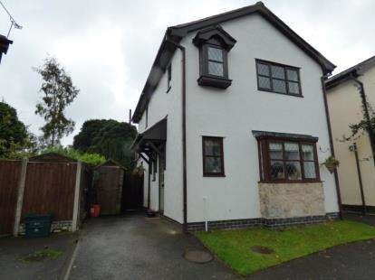 3 Bedrooms Detached House for sale in Cae Derwen, Llanferres, Mold, Denbighshire, CH7