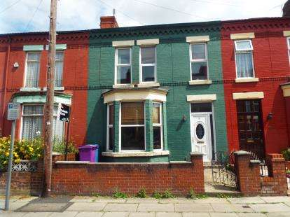 3 Bedrooms Terraced House for sale in Alton Road, Liverpool, Merseyside, L6