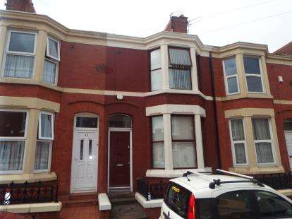 2 Bedrooms Terraced House for sale in Albert Edward Road, Liverpool, Merseyside, L7