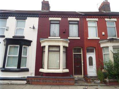 2 Bedrooms Terraced House for sale in Hannan Road, Liverpool, Merseyside, England, L6