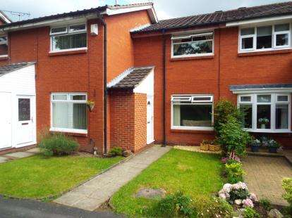 2 Bedrooms Terraced House for sale in Allysum Court, Beechwood, Runcorn, Cheshire, WA7