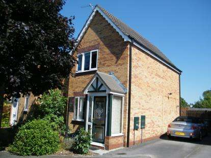2 Bedrooms Semi Detached House for sale in The Maples, Winsford, Cheshire, CW7