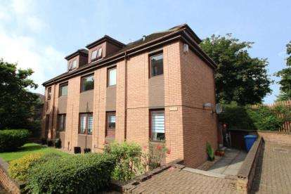 2 Bedrooms Flat for sale in Brunton Street, Muirend, Glasgow