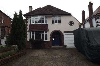 5 Bedrooms Detached House for sale in Depleach Road, Cheadle, Greater Manchester