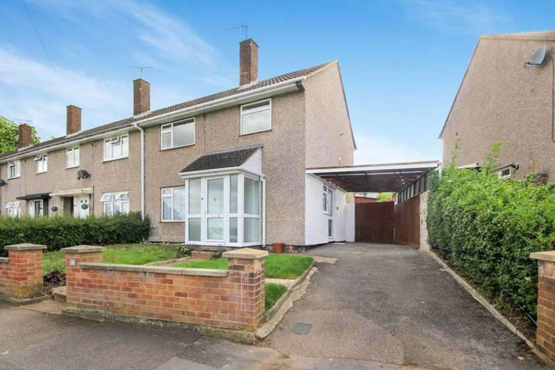 3 Bedrooms End Of Terrace House for sale in 3 BED OVERLOOKING GREEN IN, Jocketts Hill, HP1