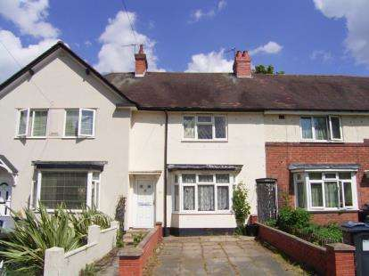 3 Bedrooms Terraced House for sale in Ingleton Road, Birmingham, West Midlands