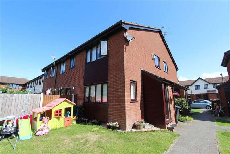 1 Bedroom Property for sale in St Davids Grove, Lytham St Annes, Lancashire