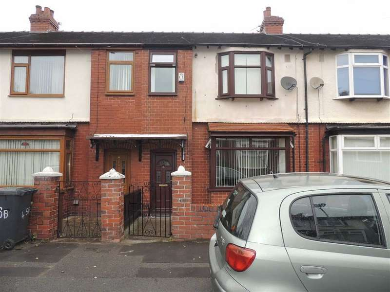 3 Bedrooms Property for sale in Spring Bank Avenue, Audenshaw, Manchester