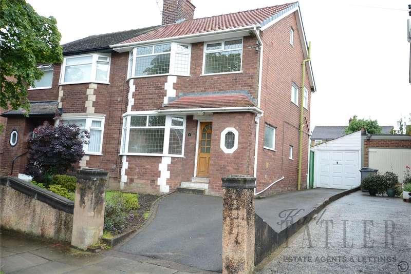 3 Bedrooms Semi Detached House for rent in Kingsville Road, Bebington, Wirral
