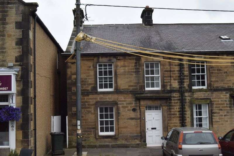 2 Bedrooms Terraced House for sale in West View, Bellingham