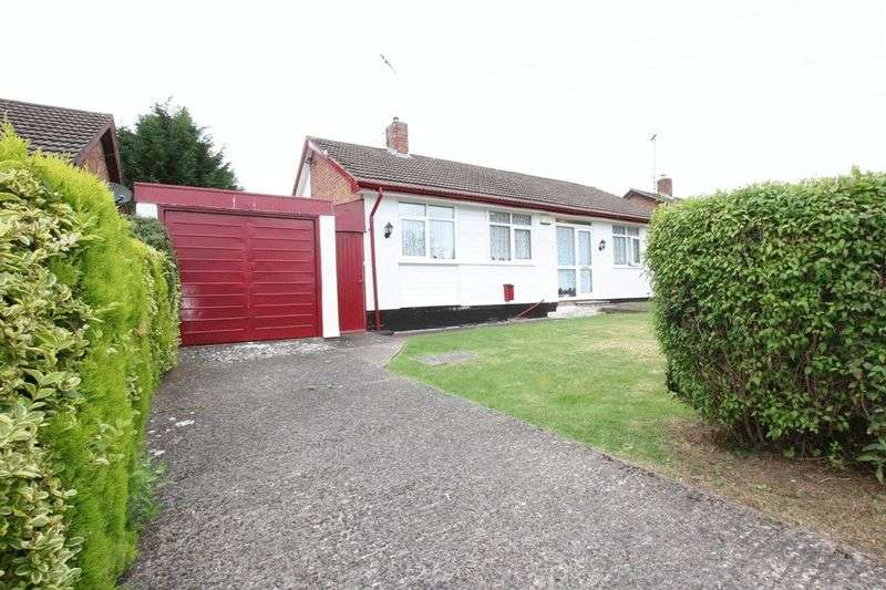 2 Bedrooms Detached Bungalow for sale in Stonebank Drive, Little Neston, Cheshire