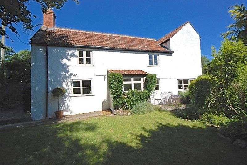 3 Bedrooms Detached House for sale in WESTBURY SUB MENDIP. Between Wells and Cheddar