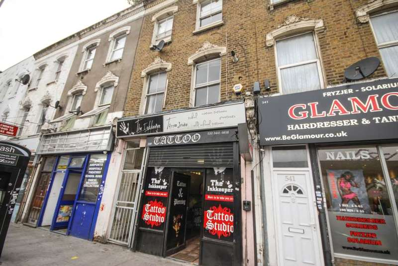 Retail Property (high Street) Commercial for sale in Leytonstone High Road, Leytonstone