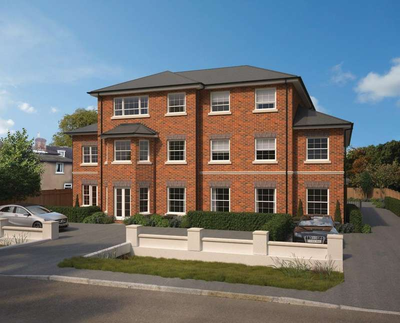 1 Bedroom Flat for sale in Portsmouth Road, Thames Ditton
