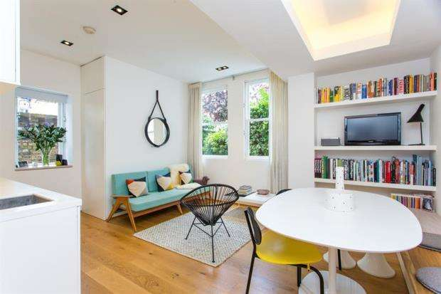 1 Bedroom House for sale in Bassett Road, North Kensington, London, W10