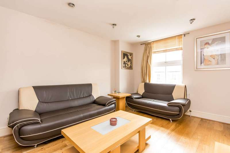 1 Bedroom Flat for sale in St Julians Road, Kilburn, NW6
