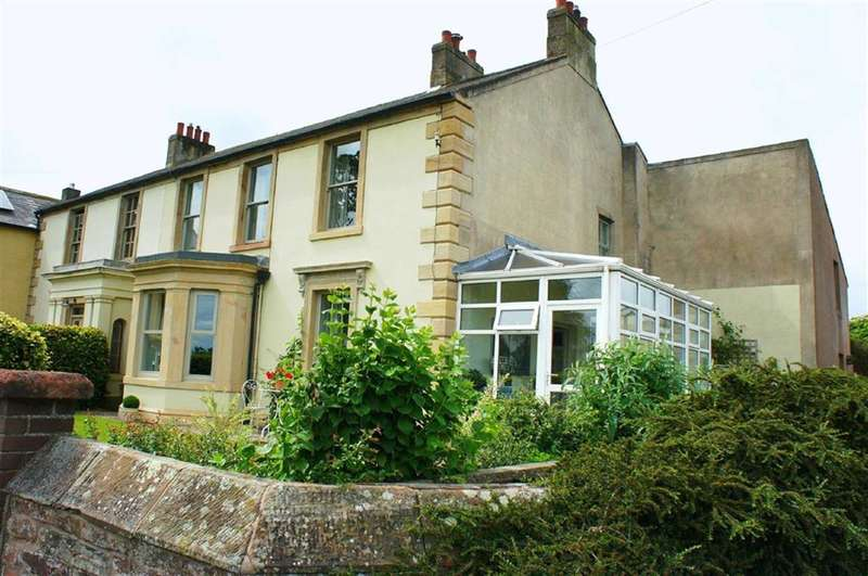 4 Bedrooms Property for sale in Standingstone, Wigton, Cumbria