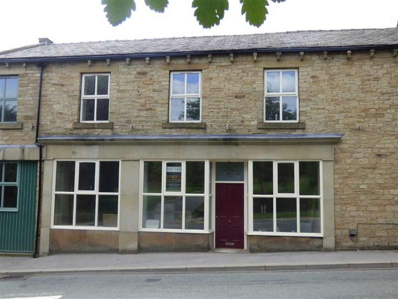 3 Bedrooms Property for sale in Plot 2 (no 3) The Old Co-op Buildings, Ripponden Road, Oldham, OL3