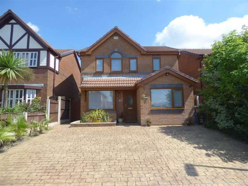 3 Bedrooms Property for sale in Ruscombe Fold, Silver Birch, Manchester, M24