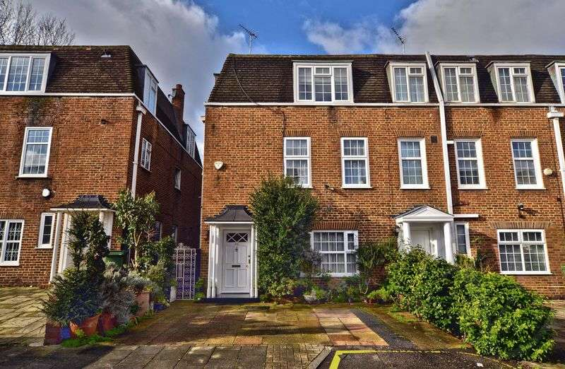 5 Bedrooms Terraced House for sale in The Marlowes, St Johns Wood, London, NW8