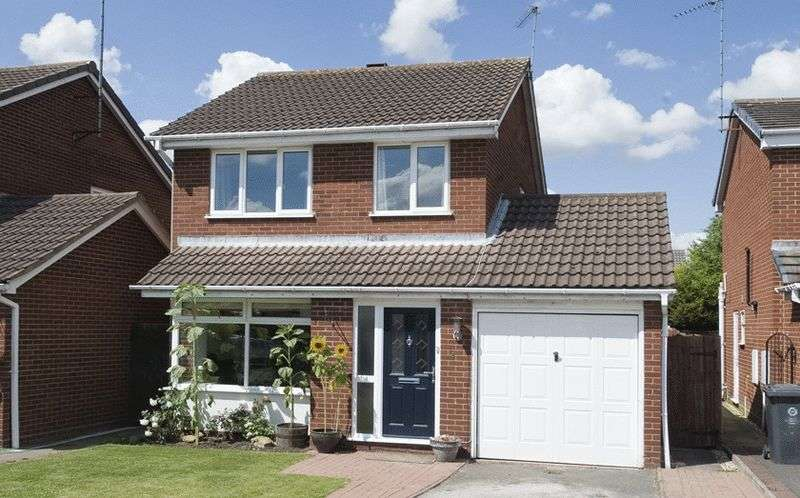 3 Bedrooms Detached House for sale in Swin Forge Way, Swindon