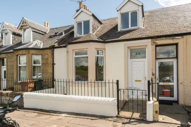 4 Bedrooms House for sale in Baileyfield Cottages, Portobello, Edinburgh, EH15 1DL