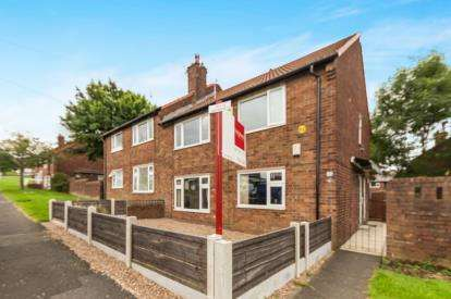 1 Bedroom Flat for sale in Fir Tree Lane, Dukinfield, Greater Manchester