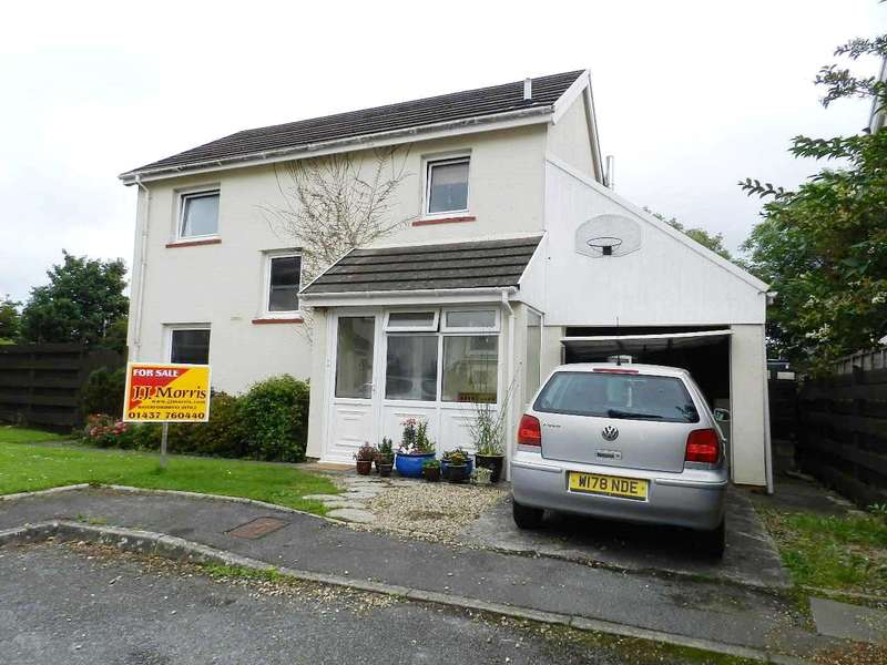 3 Bedrooms Detached House for sale in Gail Rise, Llangwm, Haverfordwest