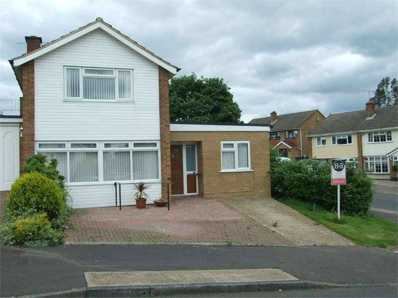 4 Bedrooms Detached House for sale in Fir Park, Harlow, Essex